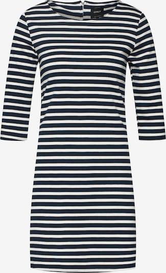 ONLY Kleid in navy / weiß, Produktansicht