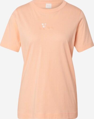 BOSS Shirt 'Tefriendly' in apricot, Produktansicht
