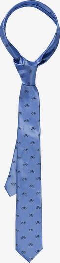 WEISE Krawatte in blau, Produktansicht