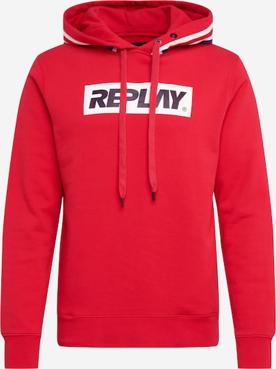 REPLAY Sweatshirt in rot, Produktansicht