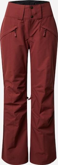 ROXY Funkčné nohavice 'Spiral' - vínovo červená, Produkt
