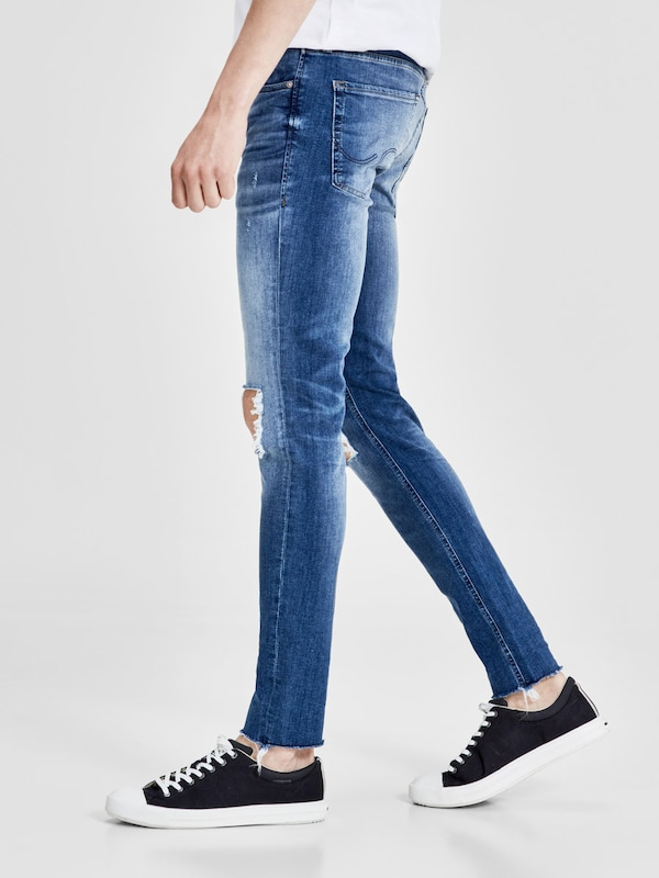 JACK & JONES Skinny Fit Jeans 'LIAM ORIGINAL 055 50SPS'