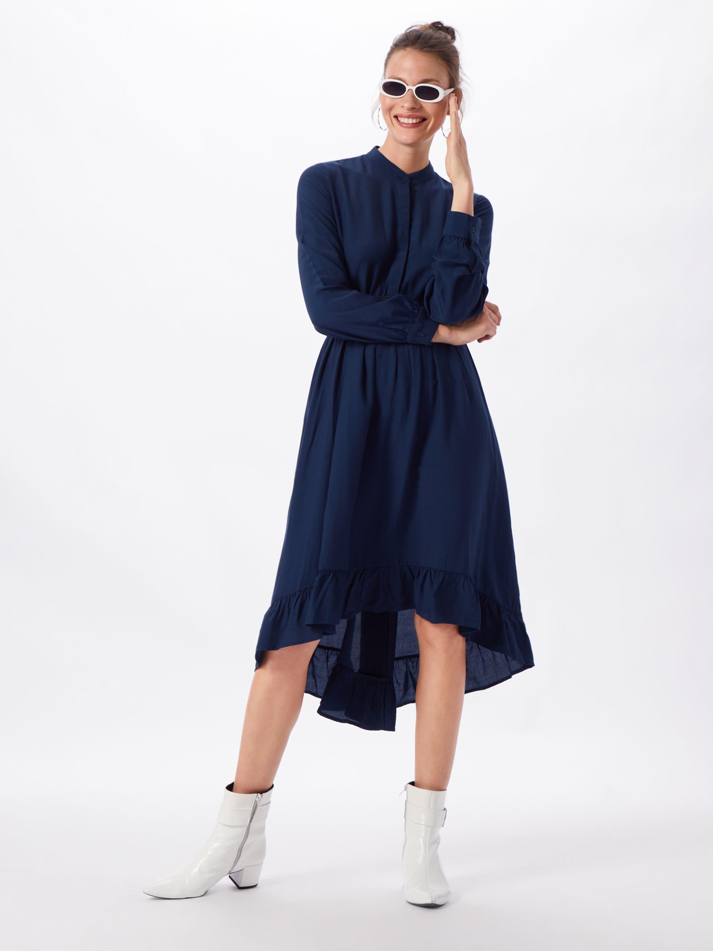 En Bleu chemise Object Nuit Robe NOvn08wm
