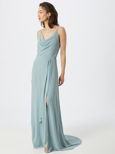 TFNC Kleid in rauchblau, Modelansicht