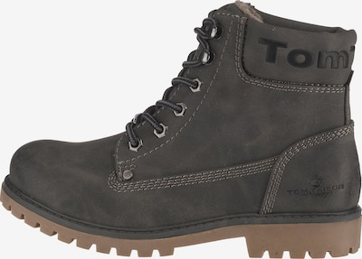 TOM TAILOR Stiefelette in anthrazit, Produktansicht