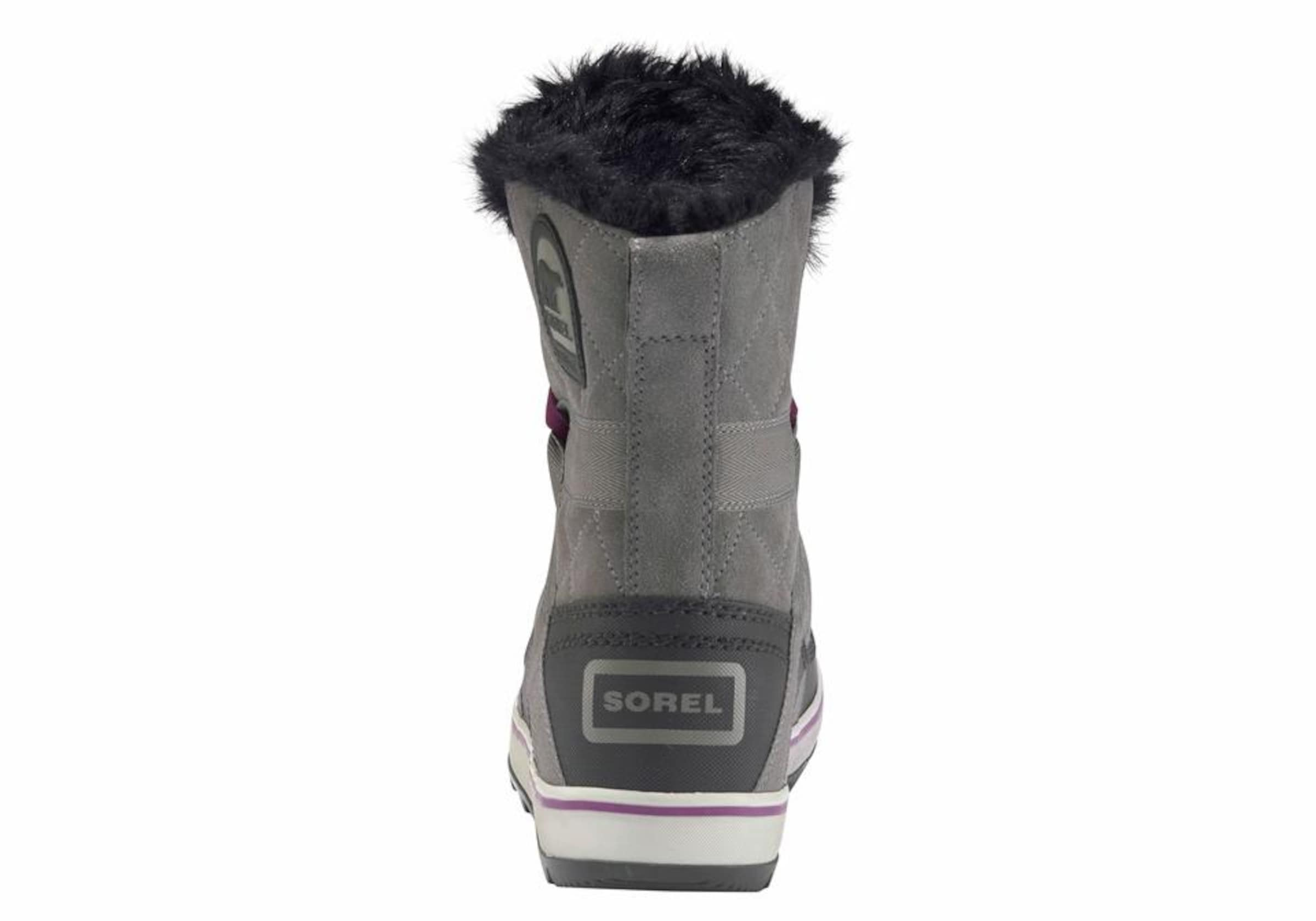 Stiefel In 'glacy Sorel GrauBeere Explorer' zGqSVUMp