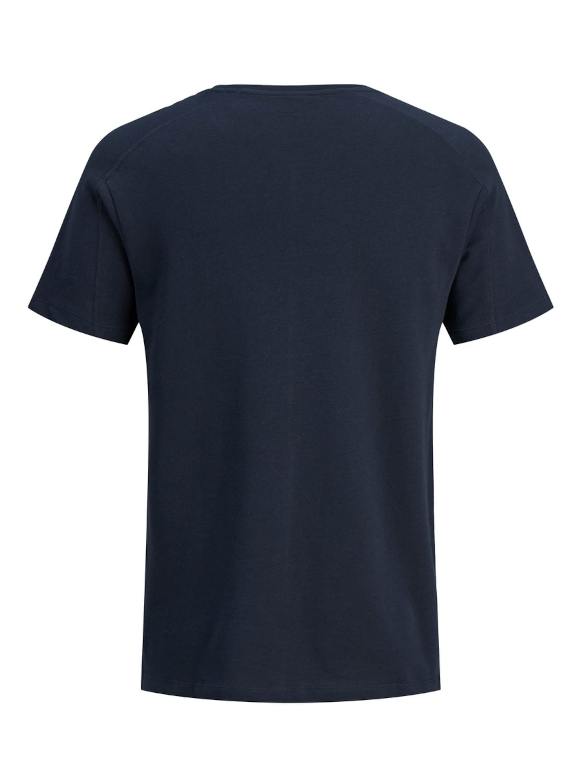 Marine En Jones T Bleu Jackamp; shirt Ybfg67y