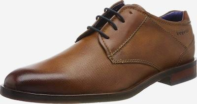 bugatti Schnürschuhe in braun, Produktansicht