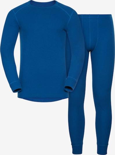 ODLO Sportunterwäsche in blau, Produktansicht