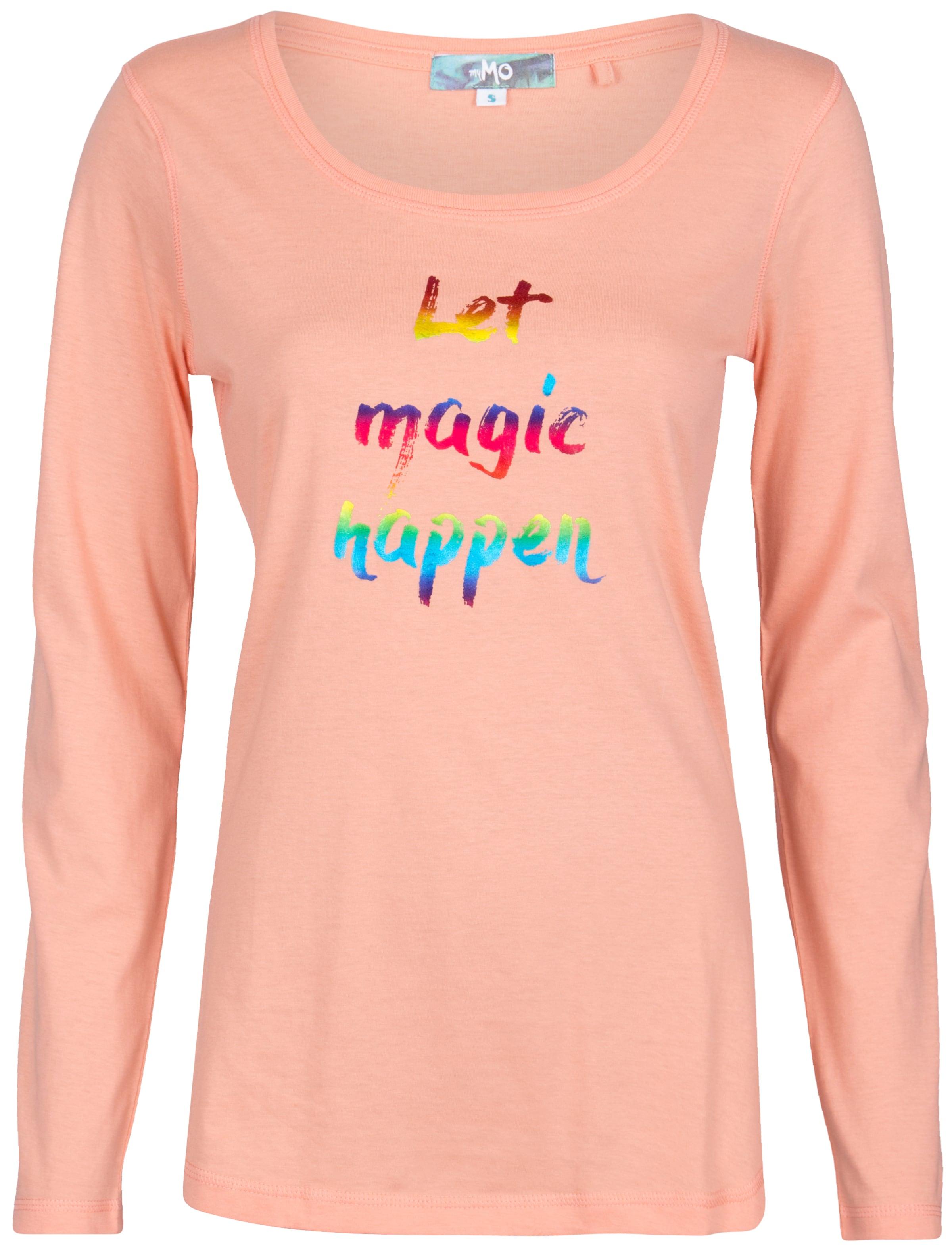 shirt Mymo T En T Mymo T shirt En En OrangeAbricot shirt Mymo OrangeAbricot TlFJ31Kc