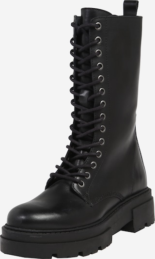 ABOUT YOU Lace-up boot 'Lavinia' in Black, Item view