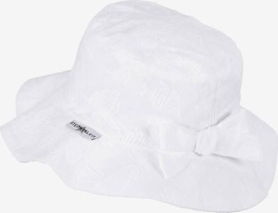Skrybėlaitė iš STERNTALER , spalva - balta, Prekių apžvalga