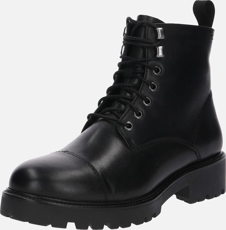 En À Bottines Noir Vagabond Shoemakers 'kenova' Lacets dxBoeQrCEW