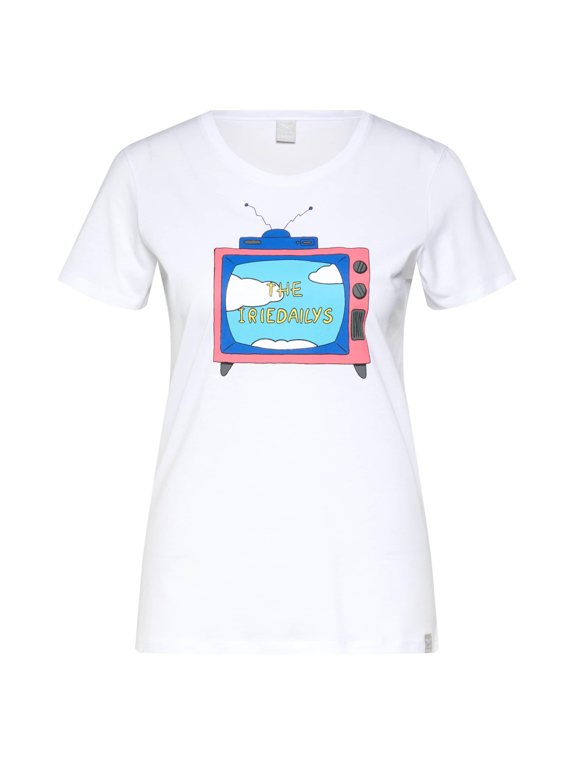 Blanc Iriedaily Tee' En T 'the shirt Iriedailyans ZkOPuiTX