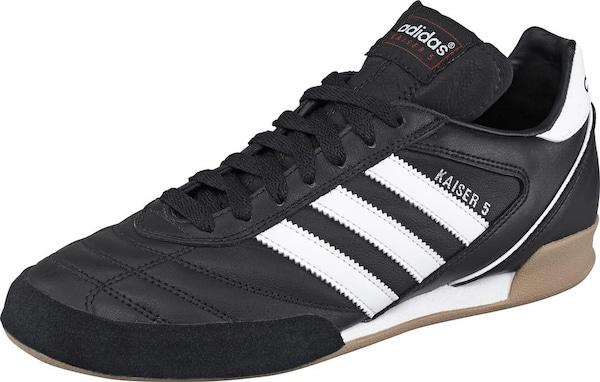 ADIDAS PERFORMANCE Fußballschuh Kaiser 5 Goal in schwarz-weiß