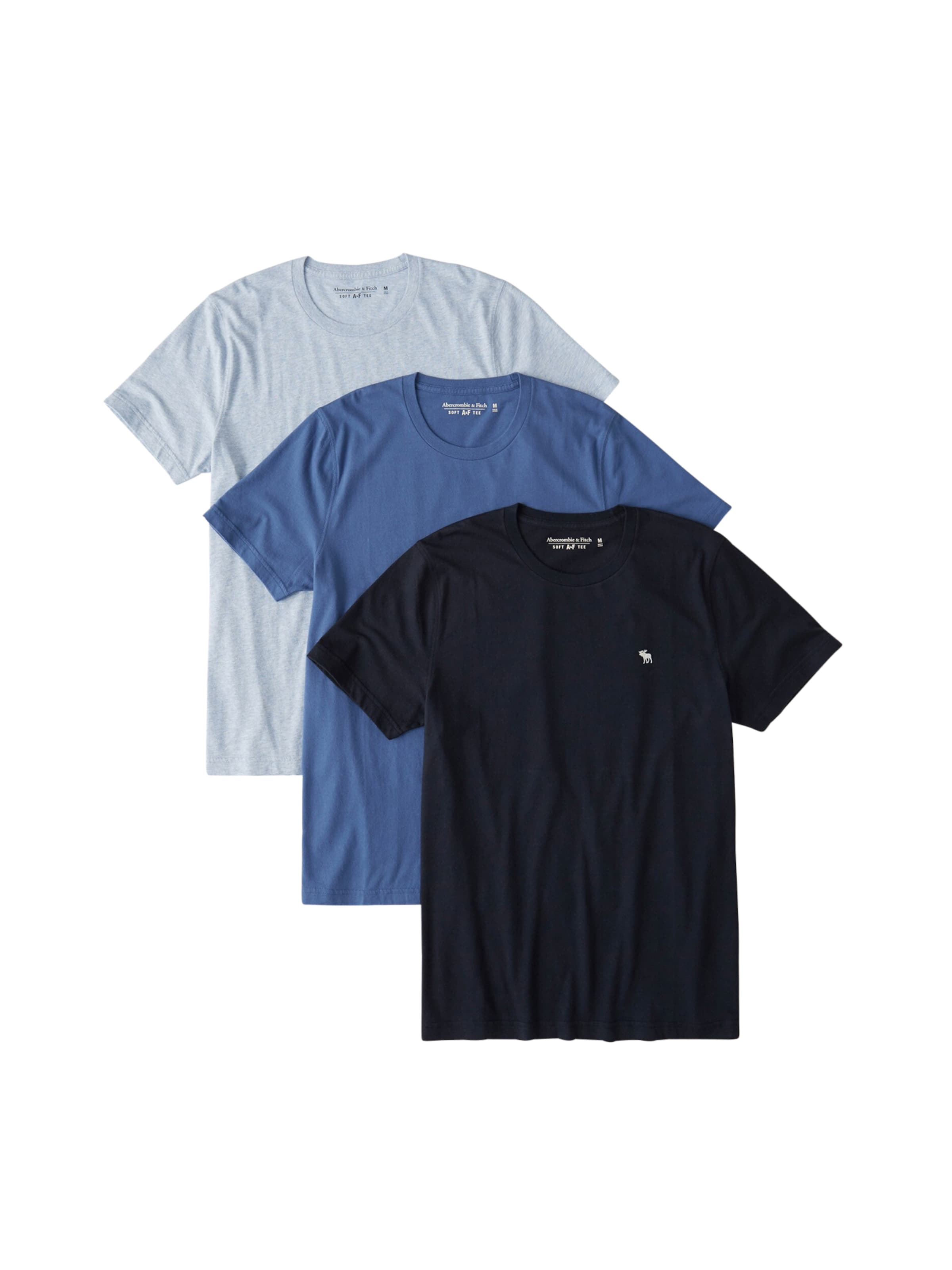 T BleuClair Anthracite Abercrombieamp; Fitch En shirt lJ1KcF