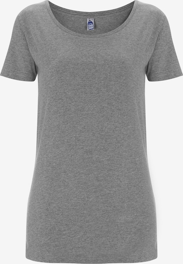FAIR SHARE T-Shirt in graumeliert: Frontalansicht