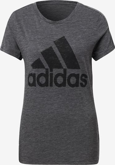 ADIDAS PERFORMANCE Shirt in grau, Produktansicht