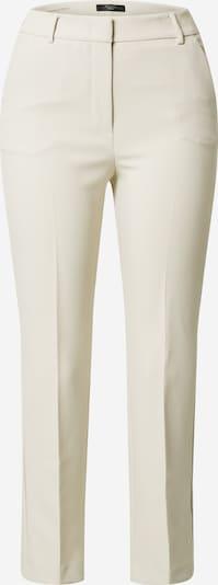Weekend Max Mara Pantalon 'Leone' in de kleur Crème, Productweergave