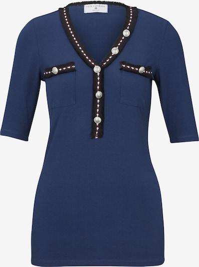heine Blouse in de kleur Donkerblauw, Productweergave