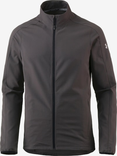 UNDER ARMOUR Sportjacke 'Storm Out & Back' in dunkelgrau, Produktansicht
