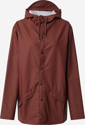 RAINS Přechodná bunda - vínově červená, Produkt