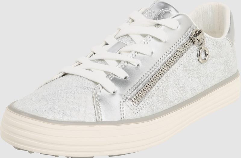 S.Oliver ROT LABEL LABEL LABEL | Sneaker mit seitlichem Zipper 08e2b0