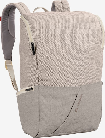 VAUDE Sportrugzak 'Lignum Aspe' in de kleur Beige / Taupe, Productweergave