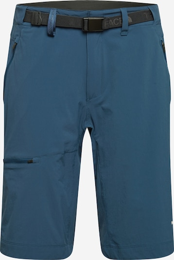 THE NORTH FACE Outdoorbroek 'SPEEDLIGHT' in de kleur Blauw / Wit, Productweergave