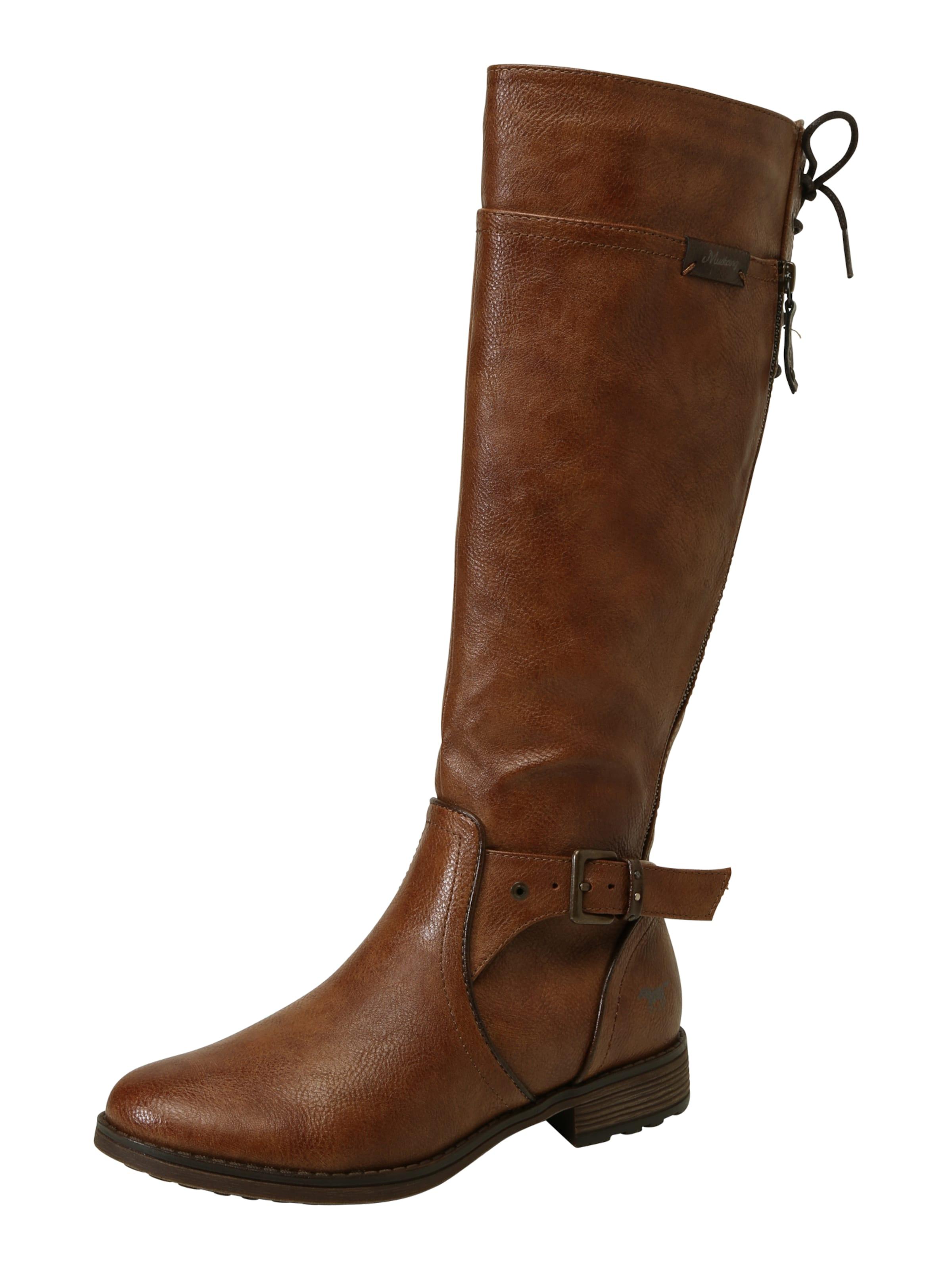 MUSTANG Stiefel Günstige und langlebige Schuhe