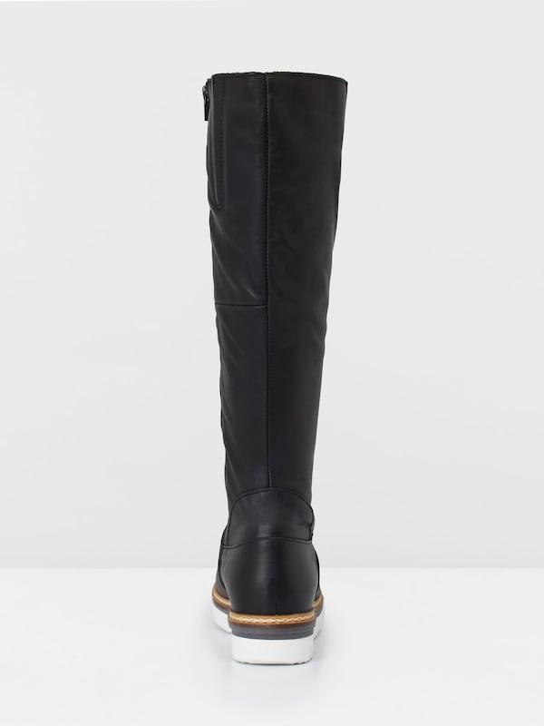 Bianco Long Stollen-boots
