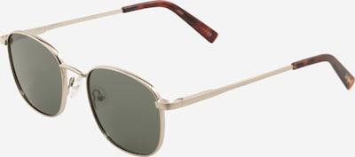 LE SPECS Sonnenbrillen 'NEPTUNE' in gold / schwarz, Produktansicht