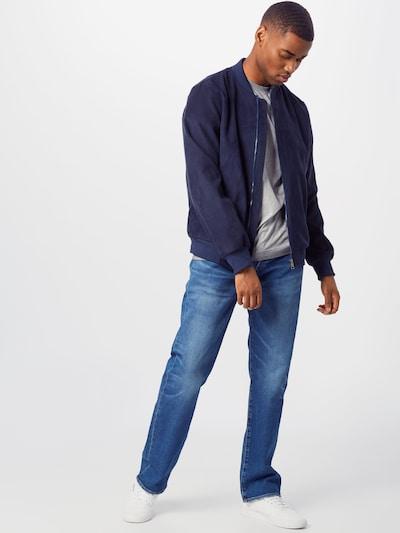 LEVI'S Jeans '501 ORIGINAL FIT' in blue denim