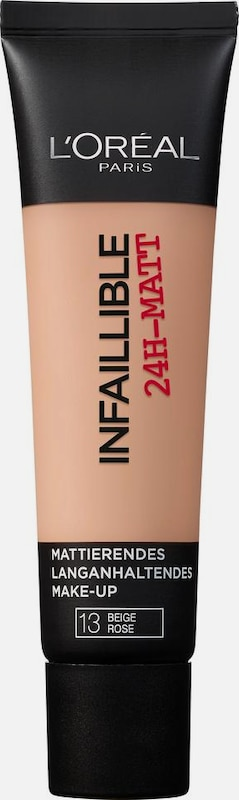 L'Oréal Paris 'Infaillible Matte Make-Up', Make-Up