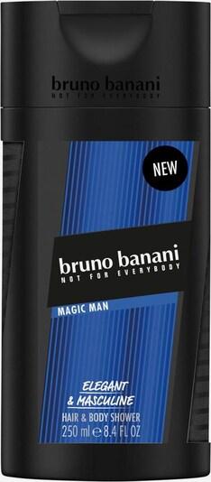 BRUNO BANANI Duschgel in blau / schwarz / weiß, Produktansicht