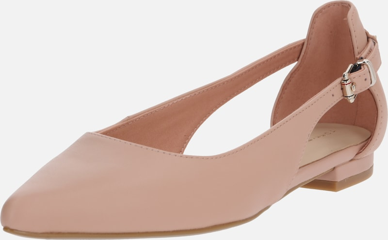 TOMMY HILFIGER Slingpumps 'BEXY' in nude, Produktansicht