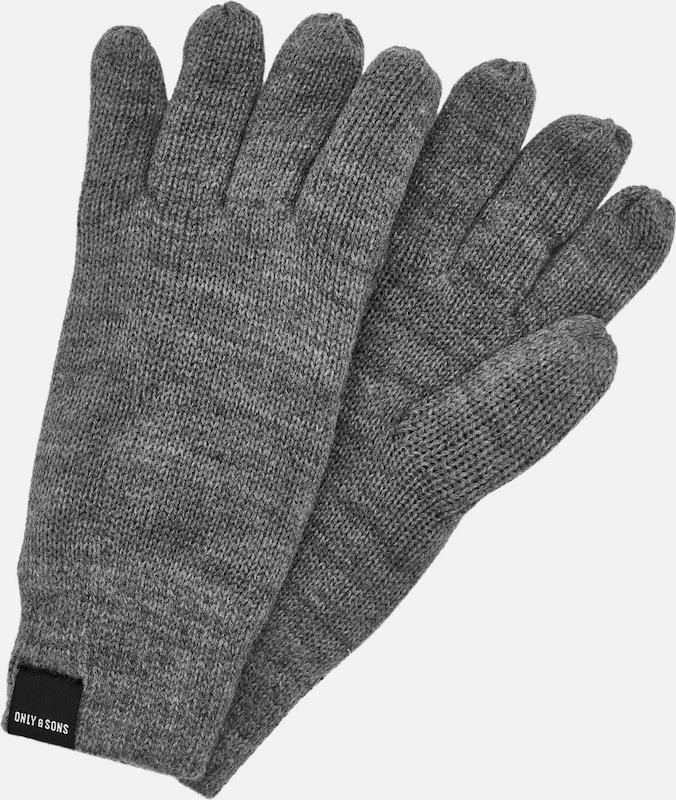 Only & Sons Geschenk-Set Handschuhe und Beanie