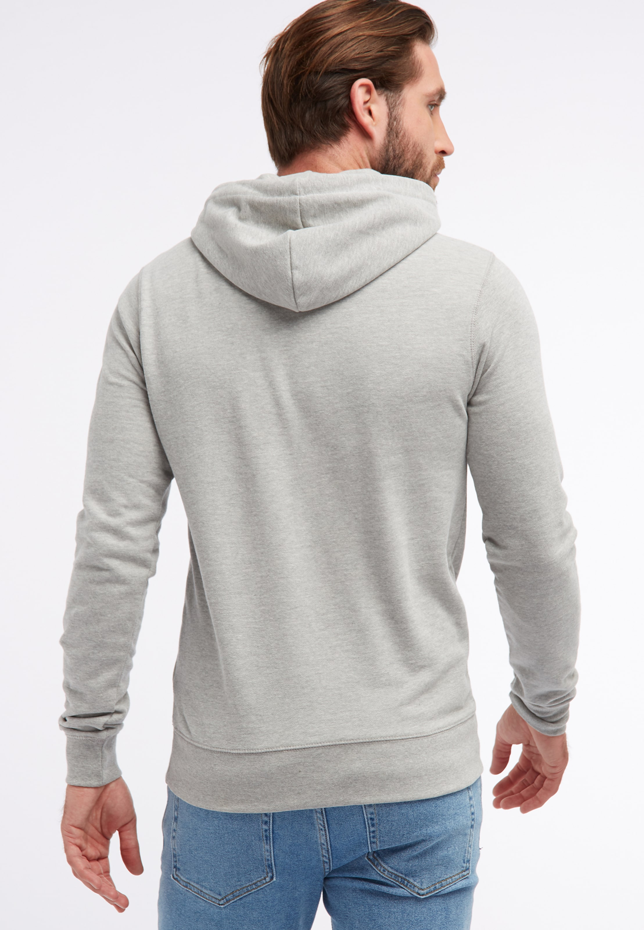 Industries En Sweat Gris ChinéBlanc shirt Petrol ZOTPkXiu
