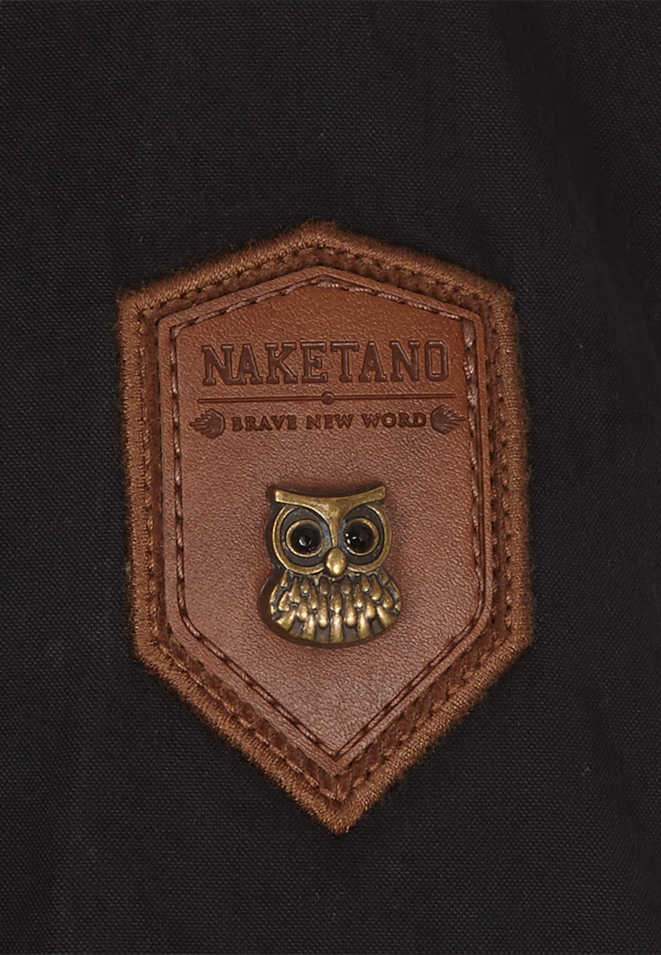 Veste Veste Naketano Noir En Naketano D'hiver D'hiver En Noir bfg7y6Y