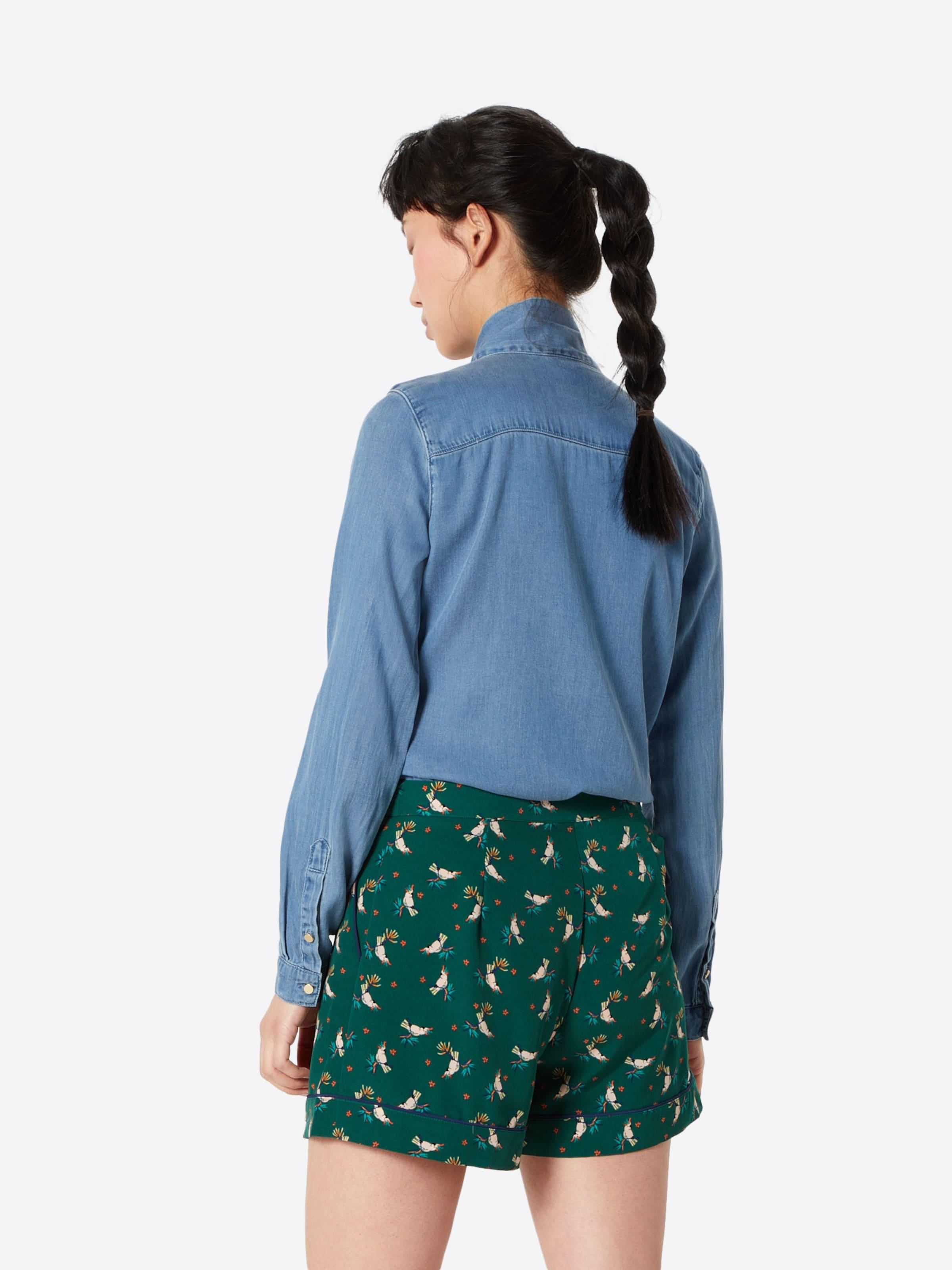 En Esprit De Edc Pantalon Couleurs VertMélange By 6vYfgb7y