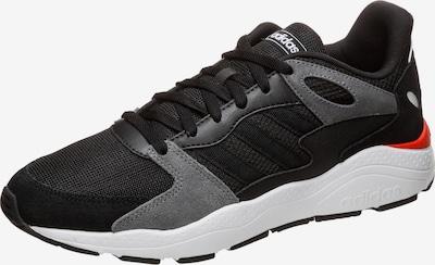 ADIDAS PERFORMANCE Sneaker 'Crazychaos' in grau / hellrot / schwarz, Produktansicht