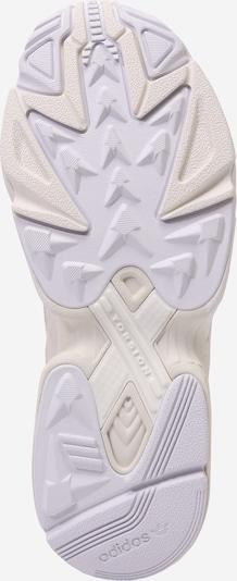 ADIDAS ORIGINALS Sneaker 'Yung 1' in beige / weiß / perlweiß: Ansicht von unten