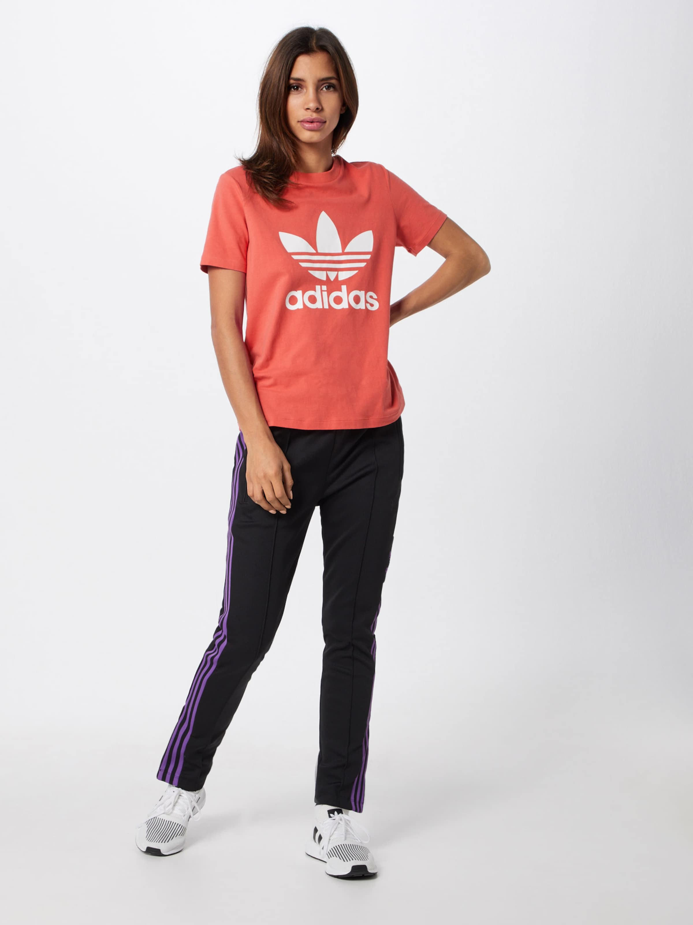 LilaSchwarz In 'track Originals Pants' Adidas Hose rdCxQBoeW