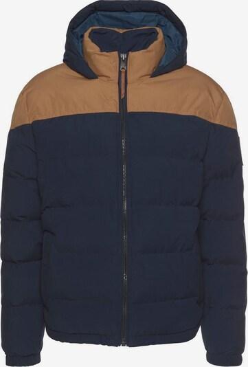 TIMBERLAND Jacke in marine / braun, Produktansicht