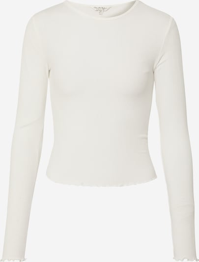 Miss Selfridge Shirt  'LS LETTUCE' in creme, Produktansicht