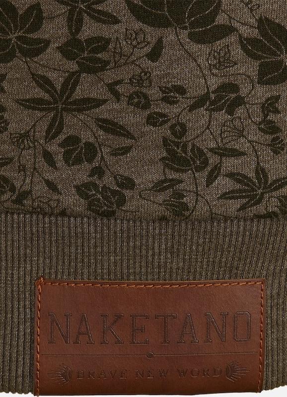 naketano Sweatshirt 'Boys Are Krass II'