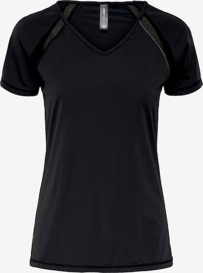 ONLY PLAY Functioneel shirt 'Only Play' in de kleur Zwart, Productweergave
