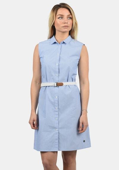 Desires Hemdblusenkleid 'Drew' in hellblau, Modelansicht