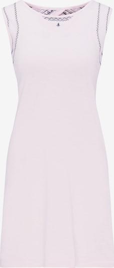 DREIMASTER Kleid in ultramarinblau / pinkmeliert, Produktansicht