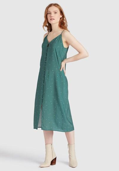 khujo Kleid ' VALERIYA ' in grün, Modelansicht